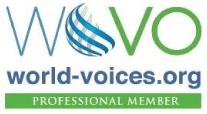 Pavi Lustig Voice Artist Wovo Logo