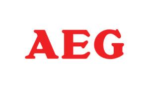 Pavi Lustig Voice Artist AEG Logo